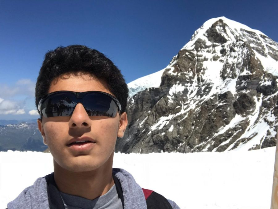 Chinmay Vibute, the SGA President, will be attending Penn State to study Computer Science.