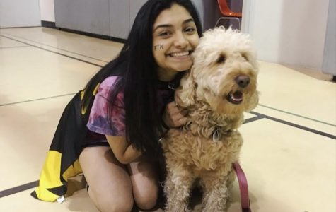 Esha Nakodkar will be attending Penn State this fall for Information Systems Technology.