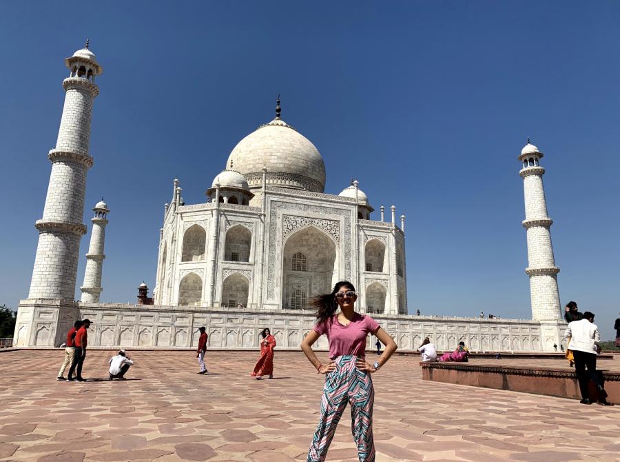 Kavita Kute will be attending Temple University next year.