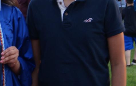 Senior Spotlight: Harsh Patel