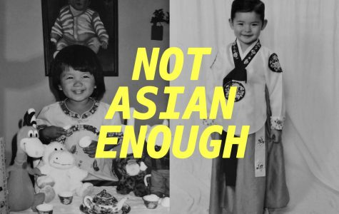 For as long as they could remember, Kate Stechert (L) and Danielle Staber (R) had to deal with the struggle of proving their Asian side.