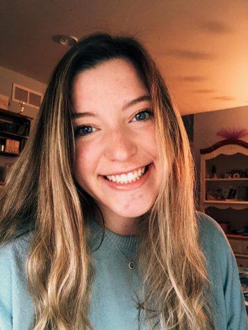 Molly Ostrowski-SGA Recording Secretary Candidate