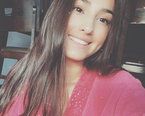 Sabina Parra-SGA Recording Secretary Candidate