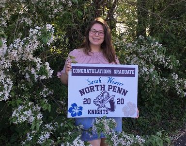 Senior Spotlight: Sarah Weaver