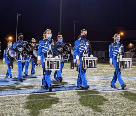 NP Marching Knights continue to march on