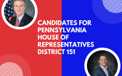 Todd Stephens and Jonathan Kassa are running in the general election for Pennsylvania House of Representatives District 151 on November 3, 2020.