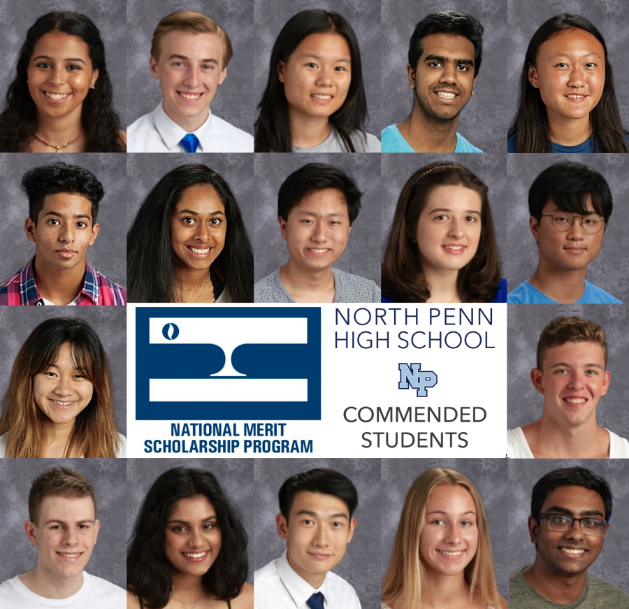 17 NPHS students have been names as National Merit Commended Students