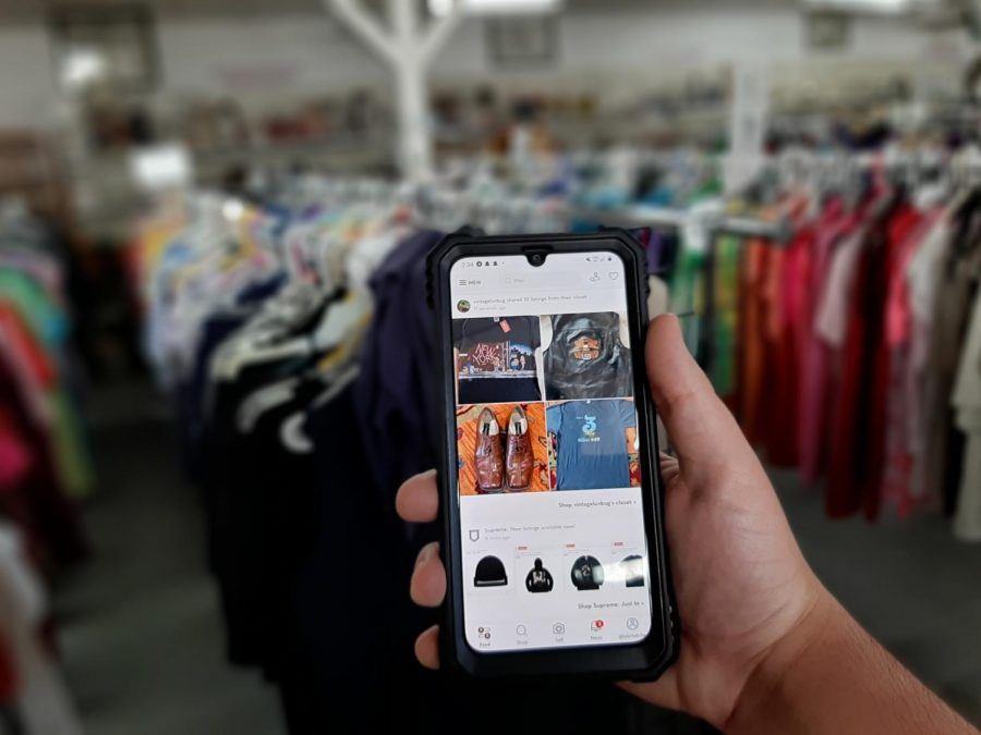 The Rise of Online Thrifting
