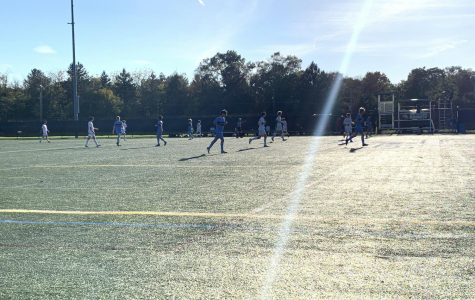 The Knights were looking for vengeance for their second game against Souderton with the last game coming off a 2-0 loss. Which was the first time the boys soccer team lost to Souderton's in 8 years.