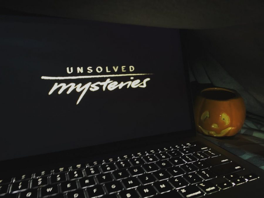 The creepy tales of Unsolved Mysteries are perfect for the arrival of spooky season.