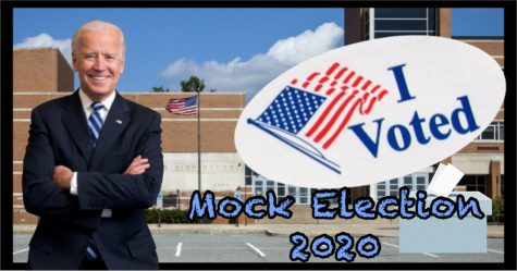 Mock Election: Biden elected next President of the United States