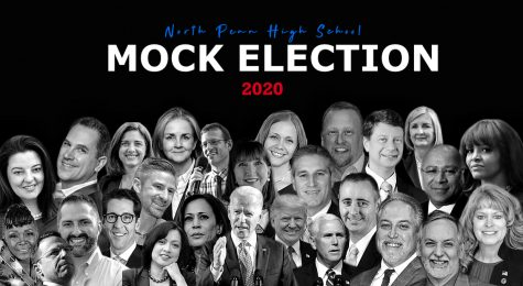 On Thursday, October 29th, students and staff will be able to participate in a Mock Election.