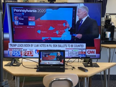 CNN anchor John King recaps the key battle ground state of Pennsylvania and breaks down how each individual county affected the state.