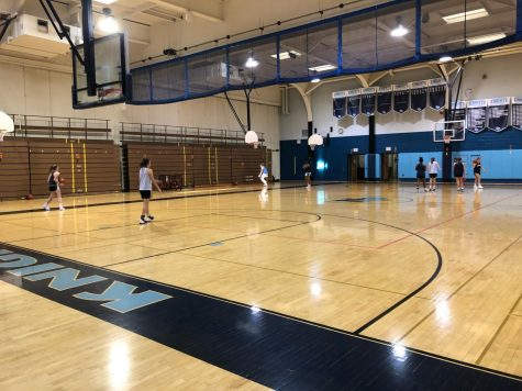 The North Penn winter-sports teams have been getting in-shape for their upcoming seasons for some time now. But with the new order established by Montgomery County, there is uncertainty on whether or not their season