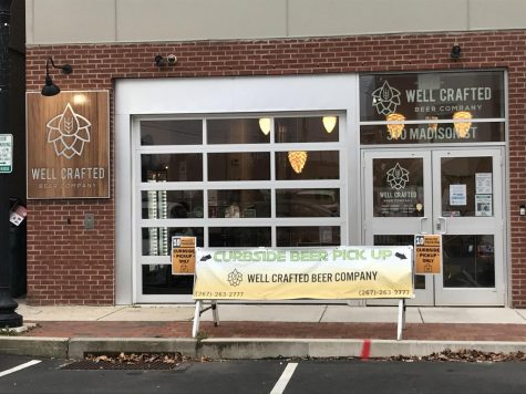 Time to go Local: Well Crafted, located on the Madison side of Main St, Lansdale, offers dine in and to go options.