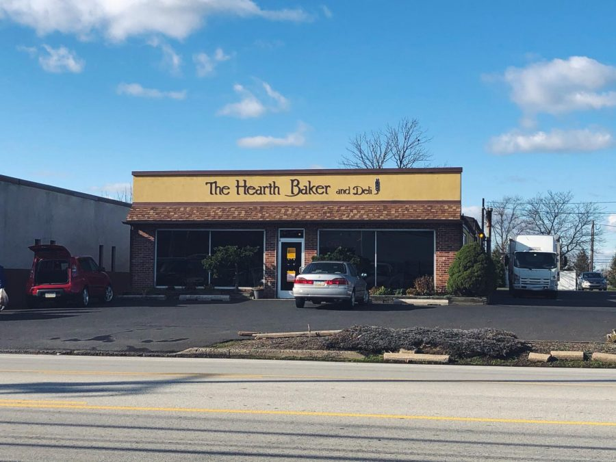Located on Broad St in Lansdale, The Hearth Baker is known for its rolls and breads, but it also a can't miss lunch spot in Lansdale.