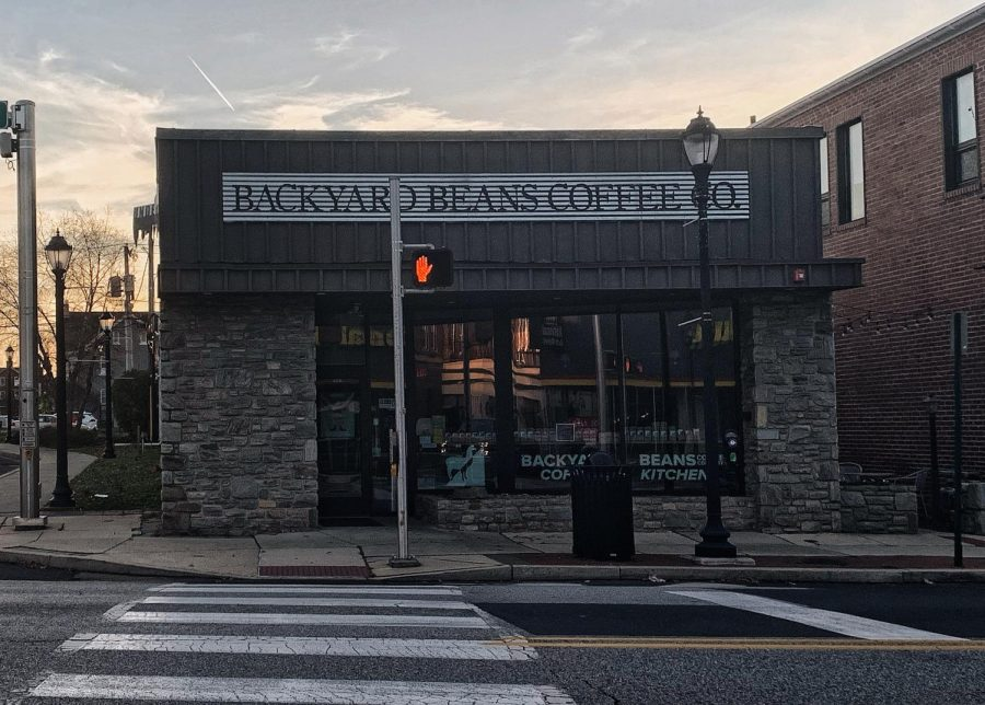 In need of a good cup of coffee? Stop by Backyard Beans to get one that is freshly and locally made.