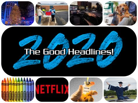 Positive News Stories of 2020