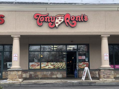One of the many Tony Roni's, which is located in Spring House, is doing everything they can to maintain business and competition.