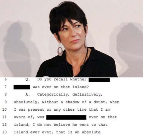 Newsworthy - The Ghislaine Maxwell deposition and her role in the Jeffrey Epstein scandal has become a silent story in most media platforms over the last several months.