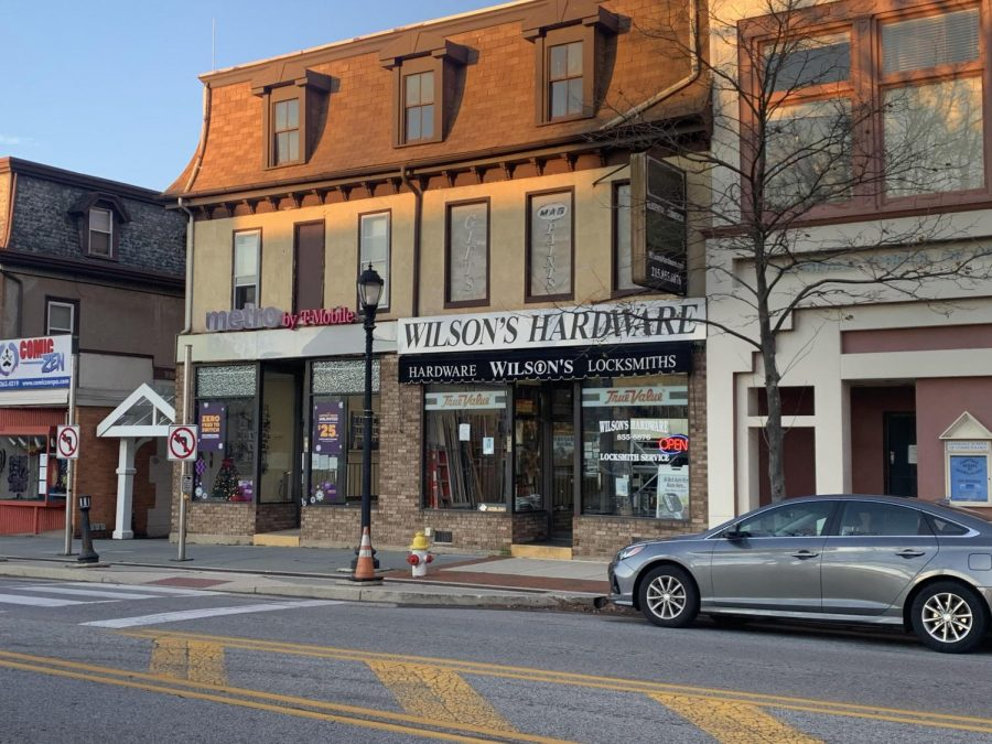 Hardware+stores+like+Wilson%27s+are+tough+to+find+these+days.+This+small+business+is+located+on+Main+St%2C+Lansdale+and+has+been+a+long+standing+staple+of+the+downtown+landscape.+