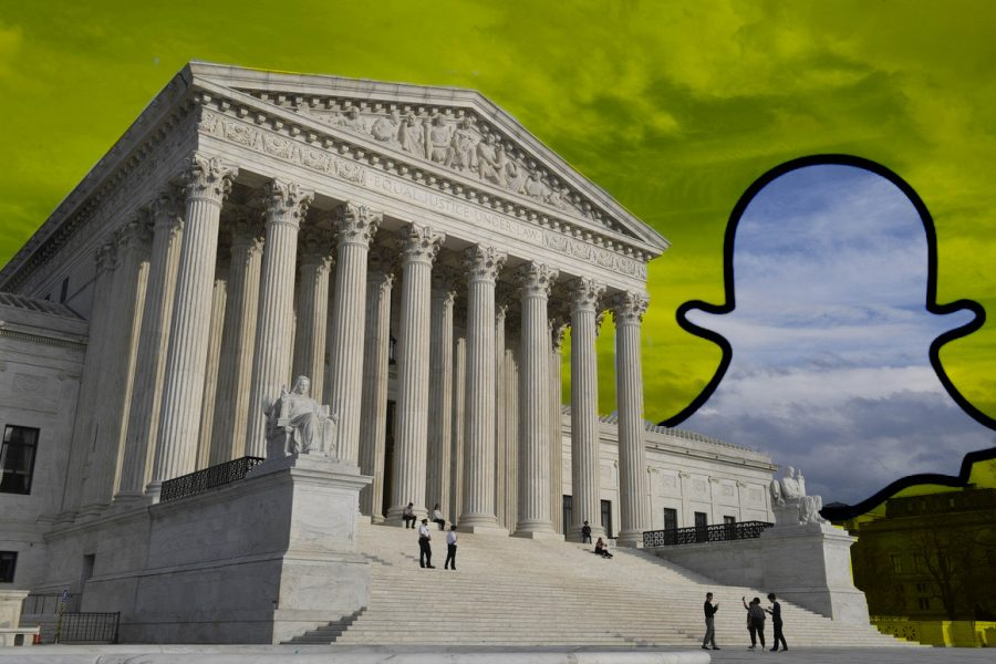 The Supreme Court will hear a case about student free speech, stemming from an online outburst on Snapchat, in