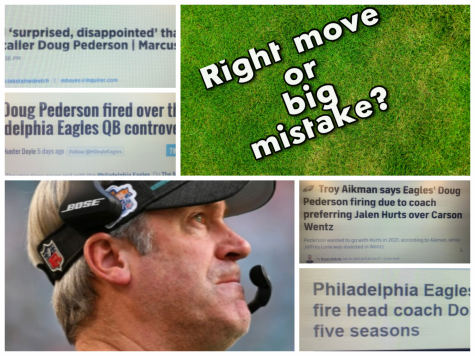 Doug Pederson- Great call or flag on the play?