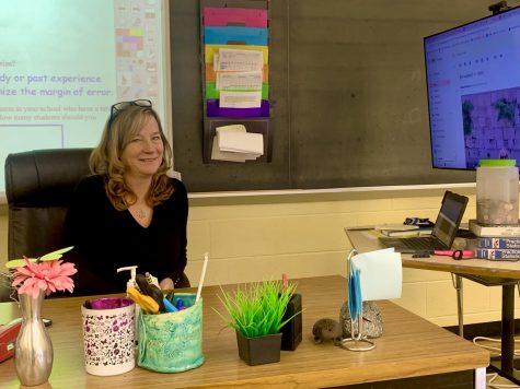 Probability of Positivity: Mrs. Margrit Marino