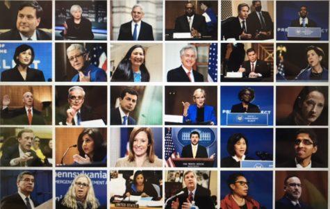 A look at the 30 members of President Joe Biden