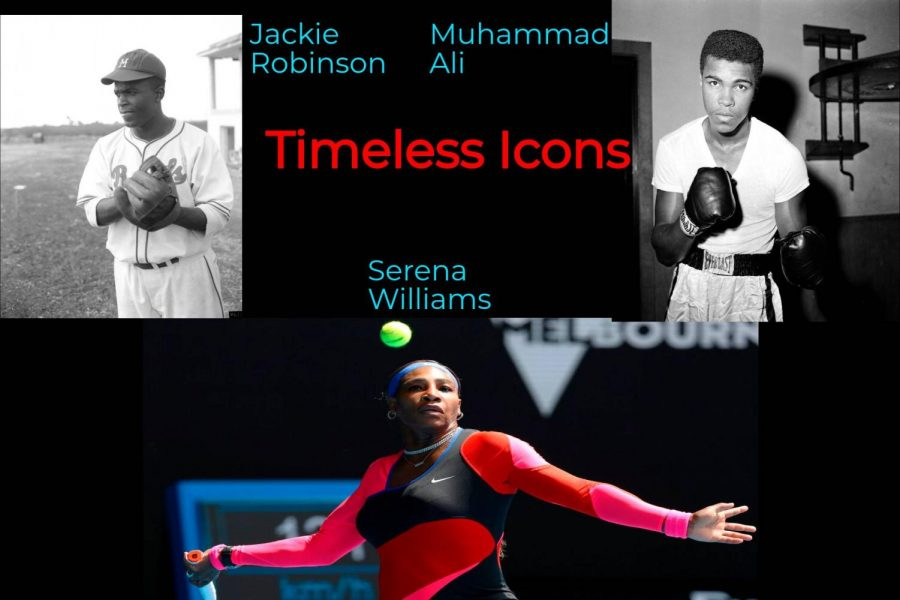 Highlighting some of America's greatest black athletes