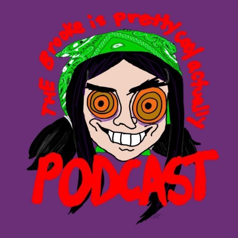 The Brooke is Pretty Cool Actually Podcast was created with the sole purpose of allowing Feenie to talk to performers like she used to in the pre-Covid days. Now, it