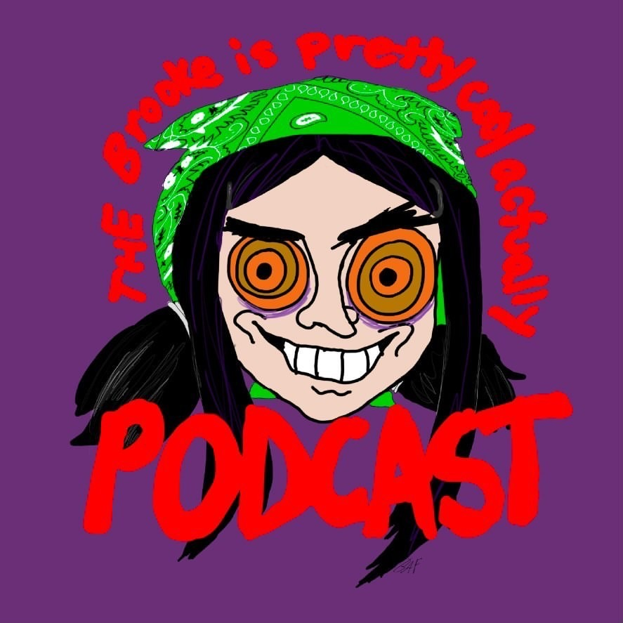 The Brooke is Pretty Cool Actually Podcast was created with the sole purpose of allowing Feenie to talk to performers like she used to in the pre-Covid days. Now, it's a platform that helps small bands and businesses get recognition, and for Feenie to connect with people around her.
