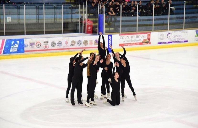 2018 Theatre on Ice Nationals - Fox Valley Ice Arena.
