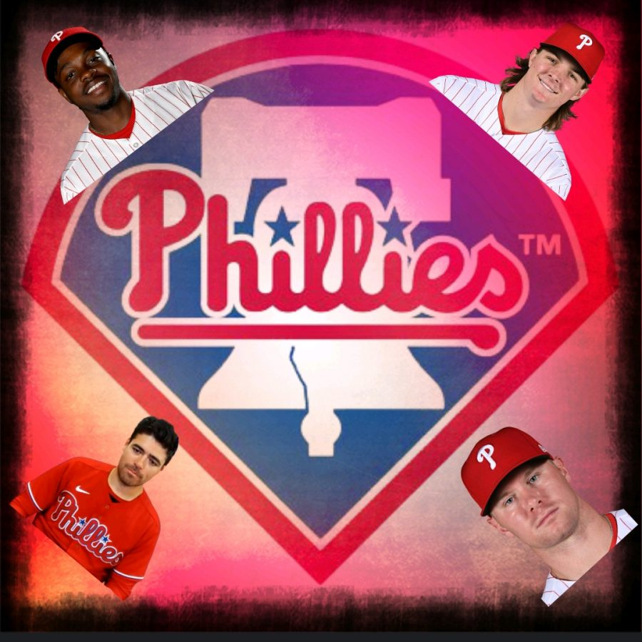 Phillies down but not out
