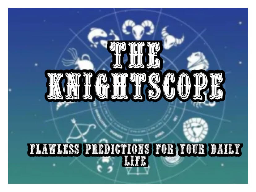 Knight Crier now featuring absolutely trustworthy horoscopes
