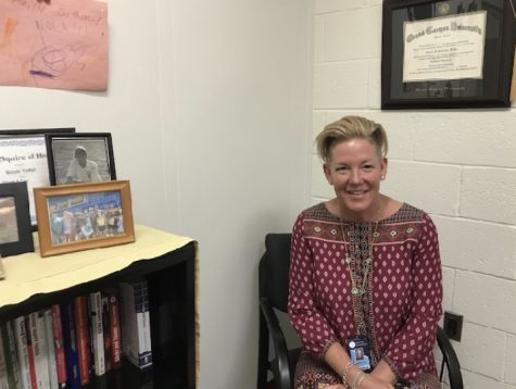 After 20 years with North Penn, Guidance Department Chair Dr. Nicole Yetter is moving on.