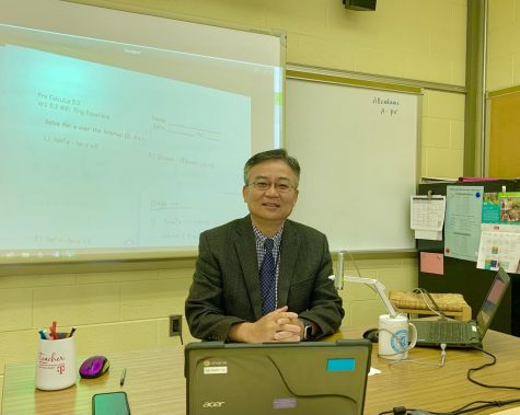 After 16 years at NPHS, math teacher Haewan Rho has decided to retire and return to Korea.