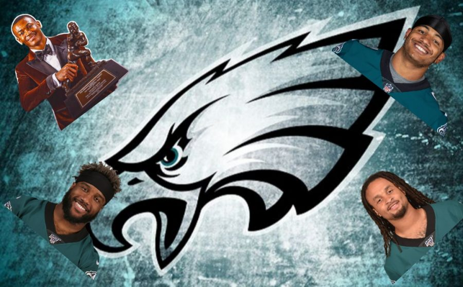 The Eagles are ruled by the unknown
