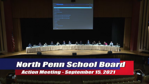 North Penn School Board holds first meeting of the 2021-2022 school year