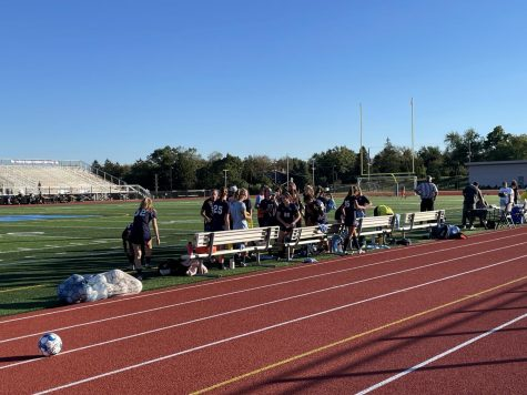 The NP girls soccer team returned home Friday afternoon and collected a key win over Pennsbury, .