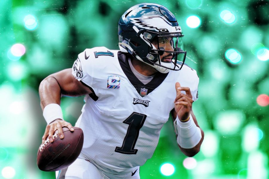 Jalen Hurts has been up and down this NFL season. How long should the Eagles wait on him?
