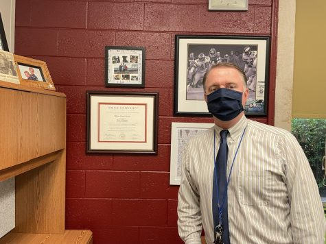 Dr. William Carlin finds new home at North Penn High School